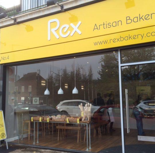 Food Hero: Rex Bakery