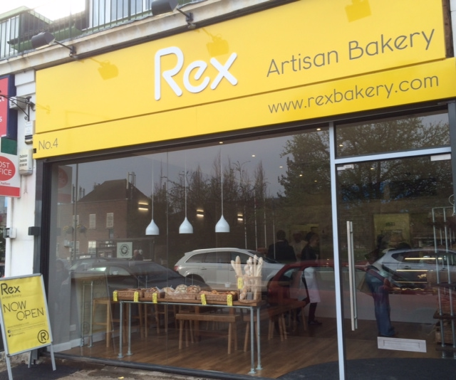 Food Hero: Rex Bakery