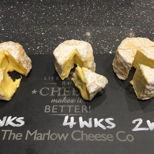 Local Food Hero: The Marlow Cheese Co.
