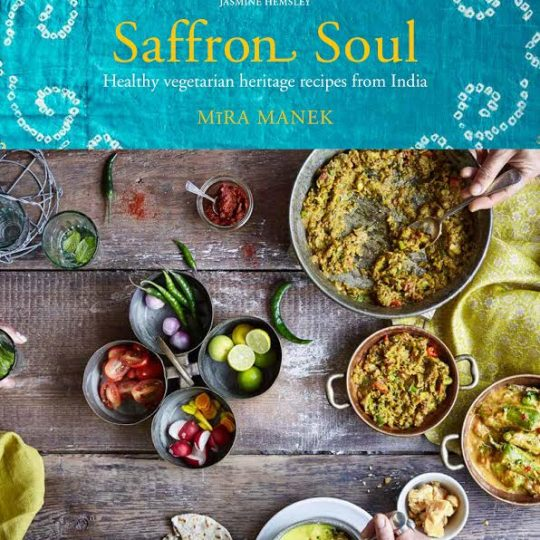 Book Review: Saffron Soul by Mira Manek